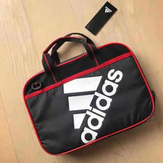 アディダス(adidas)の【新品】アディダス 書道バッグ  ショルダーバッグ 即日発送可(その他)