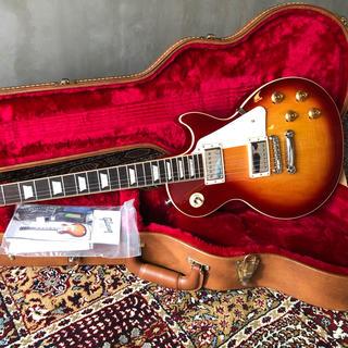 ギブソン(Gibson)の12日23時59分までギブソンレスポールトラディショナル17チェリーサンバースト(エレキギター)