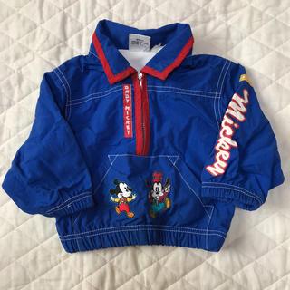 ディズニー(Disney)のミッキー ジャンパー  12M(ジャケット/コート)