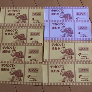 スタジオ松山撮影券(その他)