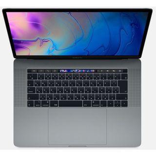 アップル(Apple)の15インチ MacBook Pro 2018  MR932J/A(ノートPC)