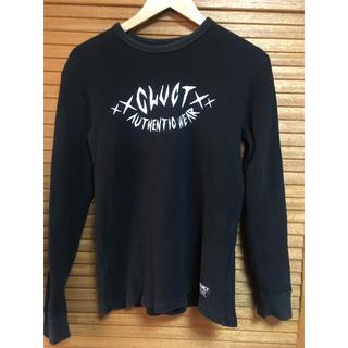 クラクト(CLUCT)のクラクト サーマル Mサイズ(Tシャツ/カットソー(七分/長袖))