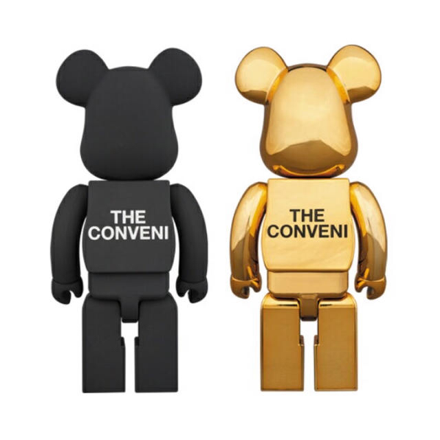 FRAGMENT(フラグメント)のBE@RBRICK THECONVENI fragmentdesign 400% エンタメ/ホビーのフィギュア(その他)の商品写真
