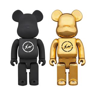 FRAGMENT - BE@RBRICK THECONVENI fragmentdesign 400%