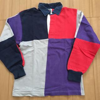 バーバリアン(Barbarian)のバーバリアン ラガーシャツ XS(ポロシャツ)