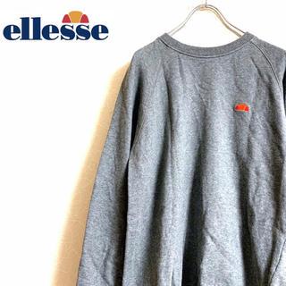 エレッセ(ellesse)の【希少】90S ellesse ラグラン スウェット トレーナー サイズ95(スウェット)
