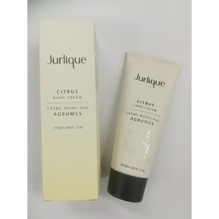ジュリーク(Jurlique)の【新品】Jurlique ハンドクリーム シトラス 100ml(ハンドクリーム)