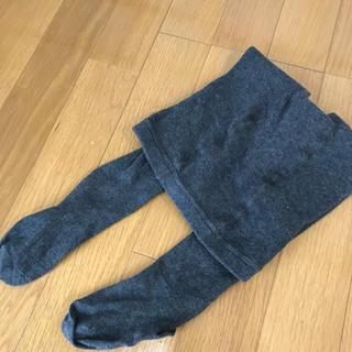 ムジルシリョウヒン(MUJI (無印良品))の無印良品 キッズ タイツ(靴下/タイツ)
