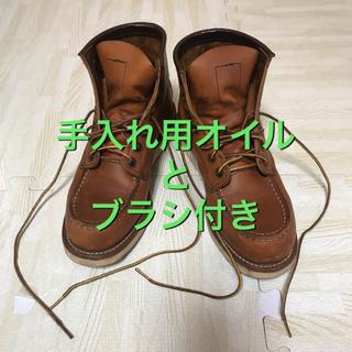 レッドウィング(REDWING)のREDWING classic work 24.5(ブーツ)