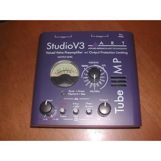 ART Tube MP Studio V3 (プリアンプ)(その他)