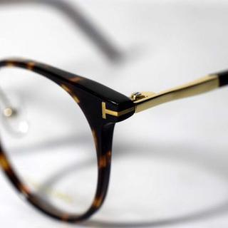 鼈甲 TOM FORD トムフォード TF5473 サングラス 眼鏡