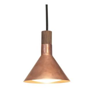 フランフラン(Francfranc)のエポカペンダントランプ ブロンズ(天井照明)
