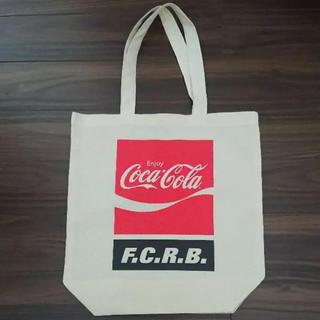 エフシーアールビー(F.C.R.B.)の【新品】FCRB コカコーラ トートバッグ SOPH(トートバッグ)