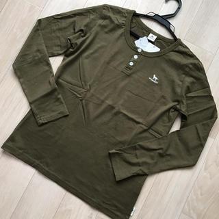 ドッグデプト(DOG DEPT)のドッグデプト 新品 DOGDEPT Mサイズ向き Lサイズ カットソー ロンT(Tシャツ/カットソー(七分/長袖))