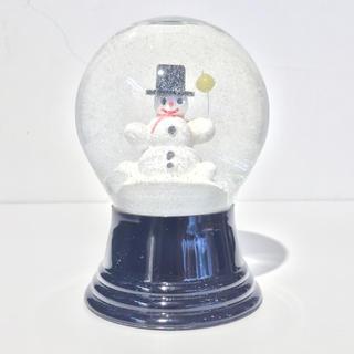 ディズニー(Disney)のスノードーム 雪だるま WIENER SCHNEEKUGEL (置物)