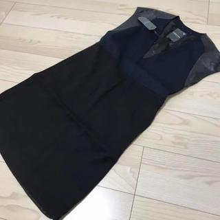 J34 ジースターロゥ ワンピース ドレス s ブラック