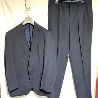 バーバリー(BURBERRY)のバーバリーLONDON 2B羊毛セットアップスーツ(セットアップ)