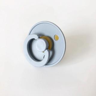 ボンポワン(Bonpoint)のbibs pacifier おしゃぶり light grey(その他)