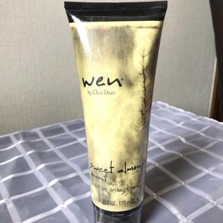 ウェン(WEN)のウェンヘア クリーム120ml(ヘアケア)