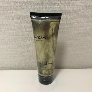 ウェン(WEN)のwen☆リペアリングジェル アーモンド 120g 新品・未開封(トリートメント)