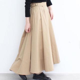 CHILD WOMAN★チノフレアーグルカ スカート
