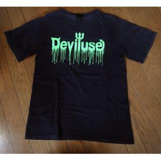 デビルユース(Deviluse)の古着 deviluse 半袖Tシャツ(Tシャツ/カットソー(半袖/袖なし))