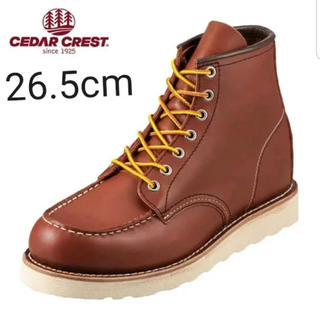 セダークレスト(CEDAR CREST)のCEDAR CREST since1925(ブーツ)