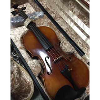 スズキ(スズキ)の国産オールドヴァイオリン MASAKICHI SUZUKI NO.34(ヴァイオリン)