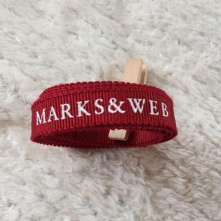 マークスアンドウェブ(MARKS&WEB)のMARKS&WEB  リボン(その他)