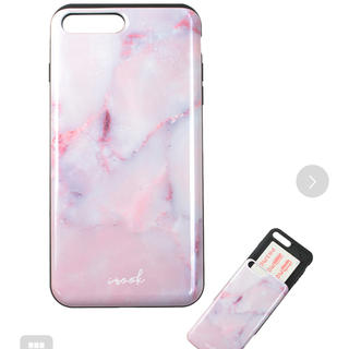 アイスー(i-SOOK)のI-SOOK iPhone7Plus/8Plus専用 カードケース内蔵型ケース(iPhoneケース)