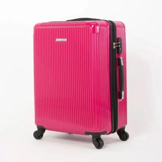 セシルマクビー(CECIL McBEE)のセシルマクビー キャリーケース ピンク(スーツケース/キャリーバッグ)