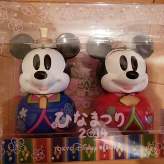 ディズニー(Disney)のディズニー ひなまつりお飾り(置物)