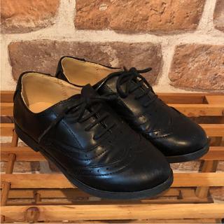 ジーユー(GU)のフォーマル 靴 20㎝ 入学式  男の子(フォーマルシューズ)