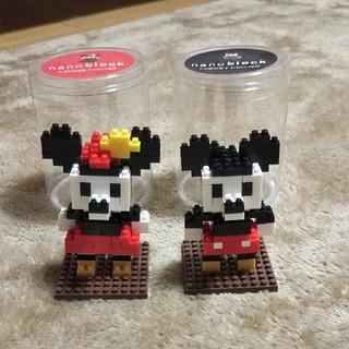ディズニー(Disney)のナノブロック(模型/プラモデル)