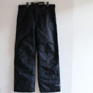 US コロンビア スキー スノーボード 中綿 ウェア パンツ Y18/20(ウエア/装備)