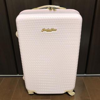 ジュエルナローズ(Jewelna Rose)の新品 ジュエルナローズ  スーツケース キャリーケース 45リットル(スーツケース/キャリーバッグ)