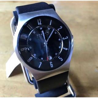 スカーゲン(SKAGEN)の新品✨スカーゲン SKAGEN 腕時計 メンズ 233XXLSLB ブラック(腕時計(アナログ))