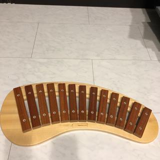 ボーネルンド(BorneLund)のボーネルンド パレットシロフォン 木琴(楽器のおもちゃ)