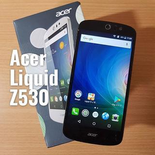 エイサー(Acer)のAcer Liquid Z530(スマートフォン本体)