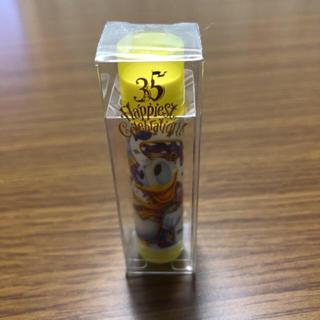 ディズニー(Disney)のディズニー☆35周年リップクリーム(リップケア/リップクリーム)