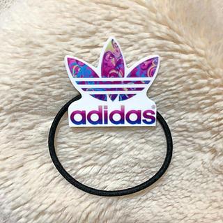 アディダス(adidas)のヘアゴム アディダス(ヘアゴム/シュシュ)