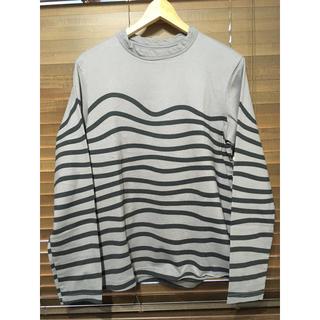 カトー(KATO`)のKATO ボーダー 新品 ロングスリーブ Tシャツ(Tシャツ/カットソー(七分/長袖))
