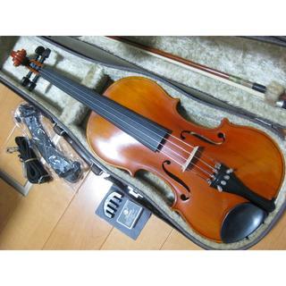 スズキ - 国産バイオリン SUZUKI No.200 4/4 新品付属品セット