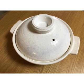 ムジルシリョウヒン(MUJI (無印良品))の無印良品 ☆ 土鍋 3〜5人用(鍋/フライパン)