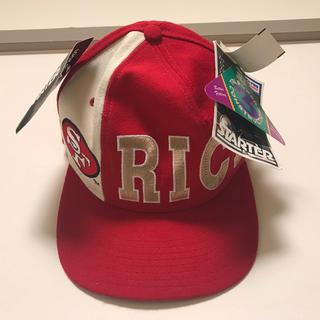 ニューエラー(NEW ERA)のdeadstock 90's San Francisco 49ers(アメリカンフットボール)