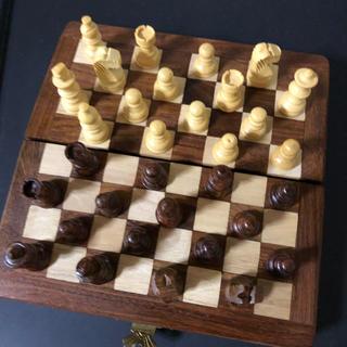 ポータブル チェス (オセロ/チェス)