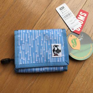 チャムス(CHUMS)のチャムス 二つ折り財布 新品未使用 タグ付き(折り財布)