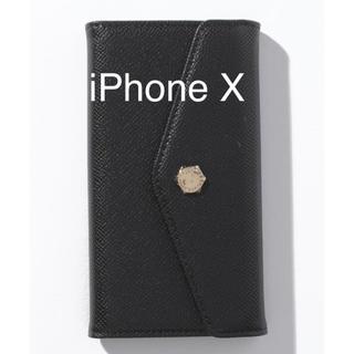 新品 iPhone Xケース サミールナスリ ブラック or グレー