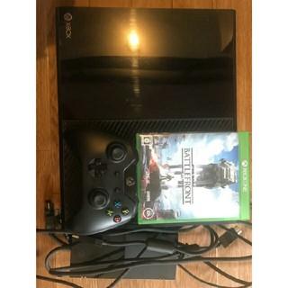 エックスボックス(Xbox)のxbox one 値下げ応じます(家庭用ゲーム本体)