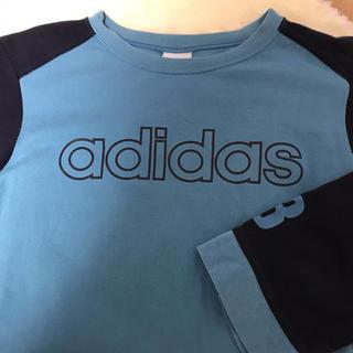アディダス(adidas)の(古着)七分袖 001(シャツ/ブラウス(長袖/七分))